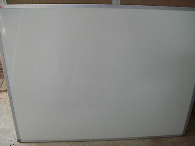 Magnetic whiteboard (120cms wide x 90cms high)