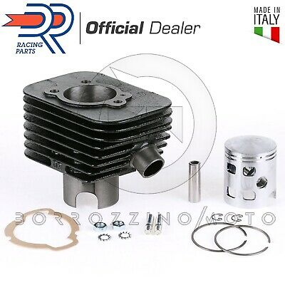 DR KIT GRUPPO TERMICO CILINDRO GHISA SP.10 d.43 PIAGGIO CIAO 50 2T 1980-8819