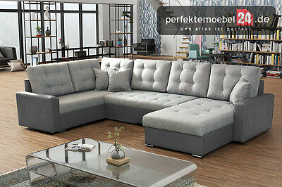 wohnlandschaft winston ecksofa sofa polsterm bel u form in. Black Bedroom Furniture Sets. Home Design Ideas