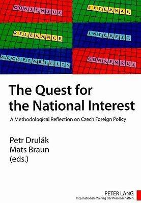 The Quest for the National Interest by Paperback Book (English)