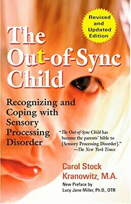 The Out-of-Sync Child by Carol Stock Kranowitz Book The Cheap Fast Free Post