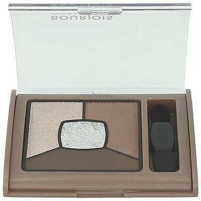 Bourjois Quad Smoky Stories Eyeshadow Palette 05 Good Nude