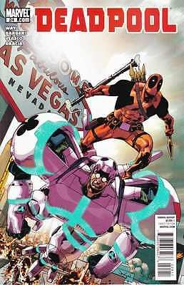 Deadpool Vol.2 #24 (2008)  VF+