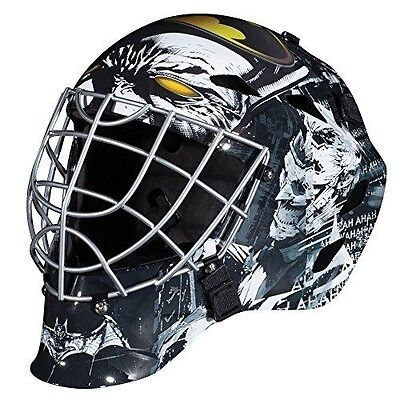 Franklin Sports Youth Gfm 1500 Superhero Goalie Face Mask
