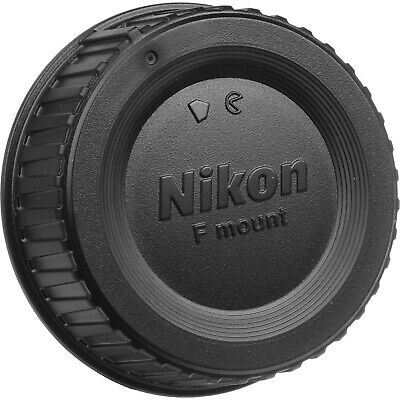Nikon LF-4 Rear Lens Cap for Nikon F Mount Digital SLR Camera Lenses