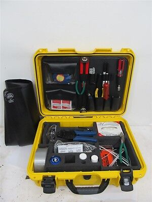 Electronic Tool Kit with Hard Case