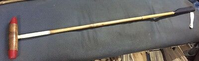 "POLO STICKS ROOT CANE MALLETS 48"" to 54"""
