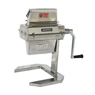 Uniworld (MTA74) S/Steel Meat Tenderizer Attachment