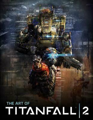 The Art of Titanfall 2 by Andy McVittie Hardcover Book