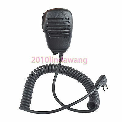 Remote Speaker Mic For ICOM IC- F3000 F3001 F3002 F3003 Portable Radio