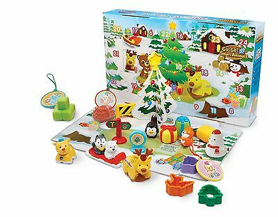 Toot-Toot Animals Advent Calendar