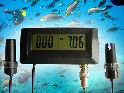 pH Messgerät Leitwert meter EC Leitwertmesser tester Aquarium pH Wert EC Messer