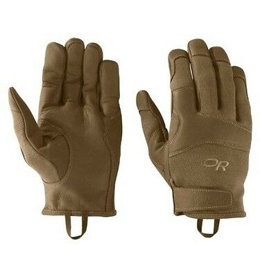 Outdoor Research TAA Suppressor Gloves, Coyote, XX-Large