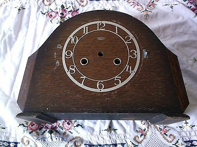 A Smiths Mantel Clock Case (Wooden Case Only)For Restoration