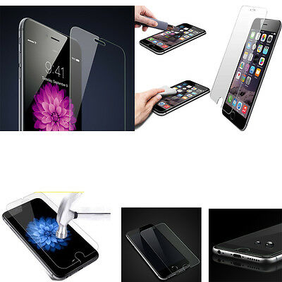 Real Tempered Glass LCD Film Screen Protector For Apple iPhone 7 Plus Clear