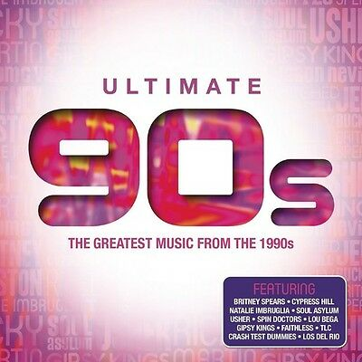 Various Artists - Ultimate 90S [New CD] UK - Import