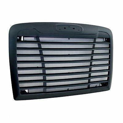 2005+ Freightliner Century Grill with Bug Screen - Black