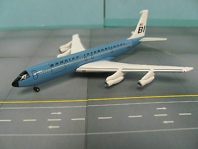 Gemini Jets 400 scale diecast model BI Boeing 707-327 commercial airliner