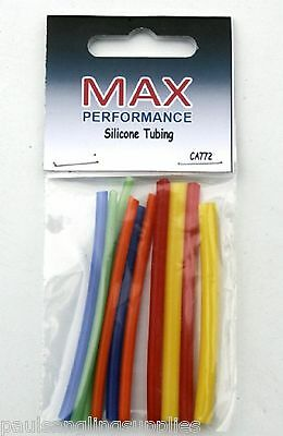 Max Performance Silicone Float Tubing Assorted