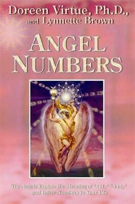 Angel Numbers by Virtue PhD, Doreen Paperback Book The Cheap Fast Free Post