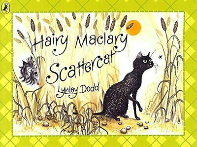 Hairy Maclary Scattercat (Hairy Maclary and Friends) by Dodd, Lynley Book The