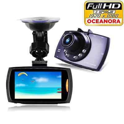 "Car DVR G30 2.7"" Full HD 1080P Car Camera Recorder Motion Detection Night Vision"