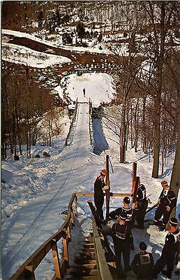 Suicide Hill, Famed Ski Jumping Hill