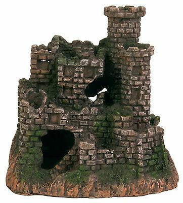 Trixie Castle/ Fort  For Fish Tank Aquarium Aquarium Ornament Decoration 8801