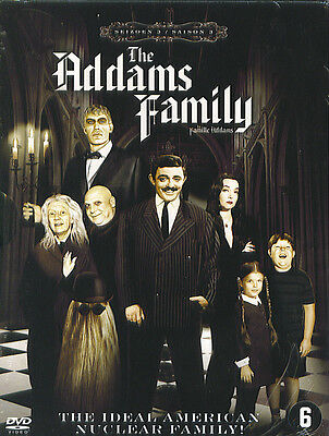 The Addams Family : Season 3 (3 DVD)
