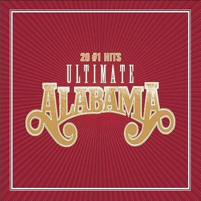 Alabama - Ultimate 20 #1 Hits [New CD] Rmst