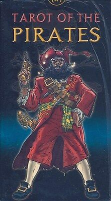 NEW Lo Scarabeo Tarot of the Pirates Cards Deck