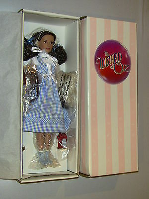 "Tonner Wizard of Oz 12"" Dorothy Gale Doll New NRFB"