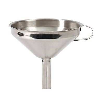 Kitchen Craft 13cm Funnel With Removable Filter FunnelFlask