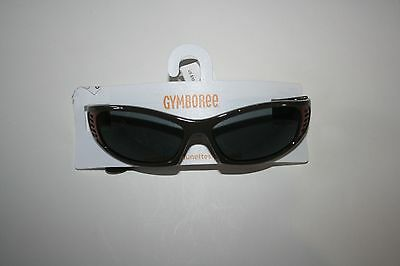 New Gymboree Outdoor Adventure Line Brown Vented Sunglasses Size 4+ Years NWT