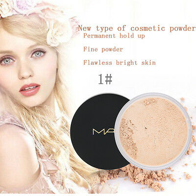 Makeup Loose Face Powder Setting Mineral Perfecting Finishing Foundation PY