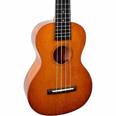 MAHALO - Java Series Concert Ukulele *NEW* Natural Aquila Strings Includes Bag