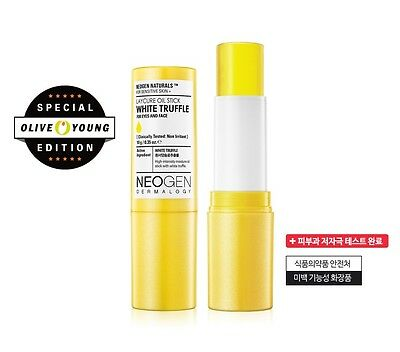 Neogen White Truffle Laycure Oil Stick 10g Brand New Free Shipping