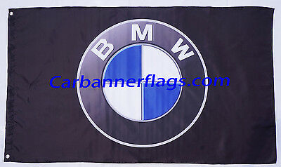 BMW Flag BMW banner flags BMW car flags 3X5 Ft --Free Shipping