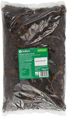 Brakes Dried Mixed Fruit 3 kg