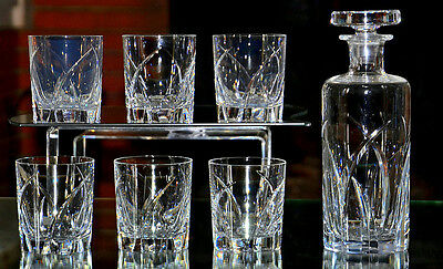 6 rares grands verres whisky neufs cristal sevres daum modele rapallo signes eur 250 00. Black Bedroom Furniture Sets. Home Design Ideas