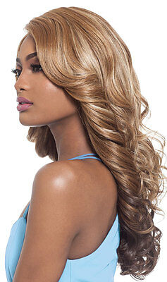 [ Emmy ] Outre Lace Front Swiss L-Part Synthetic Hair  Wig