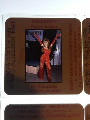 Charo 250+ Slides Celebrity Photograph Collection