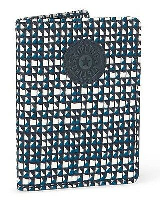 Kipling Passport Holder Travel Wallet In City Night K1325678B
