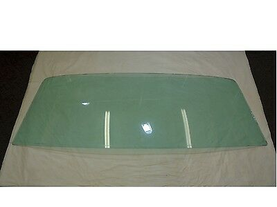 1965-1968 Mustang Coupe Rear Window Glass - Tinted
