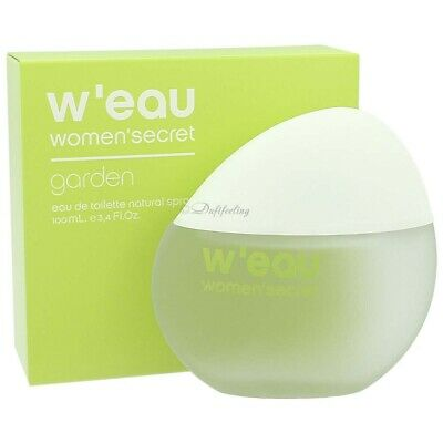 W´eau womens´s secret Garden Edt 100 ml