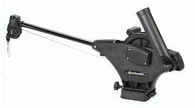 Cannon Downriggers Easi-Troll System 1901020 w/ One-Hand Clutch Deploy