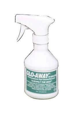 Tracerline TP9000-0008 GLO-AWAY Dye Cleaner Nontoxic 8 Oz. Refiillable