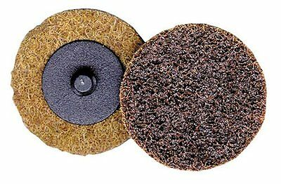 Mountain 8480 2 in. Coarse Twist and Lock Style Surface Prep Disc