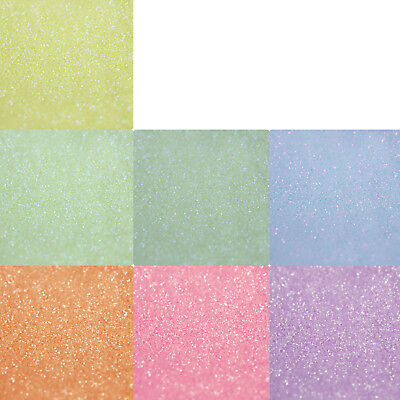 Rainbow Dust Non Toxic Cake Glitter for Decoration CHOOSE ANY FROM PASTEL RANGE