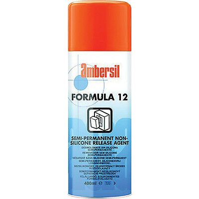 Ambersil Formula 12 N/Silicon Release Agent 400Ml